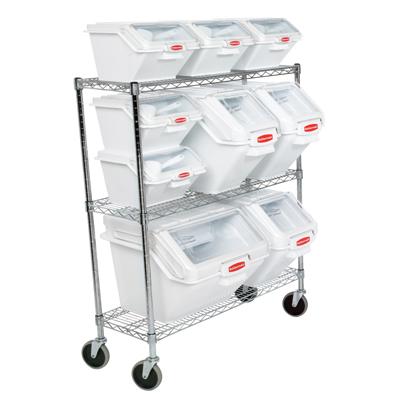 Rubbermaid® Prosave™ Bin & Cart System