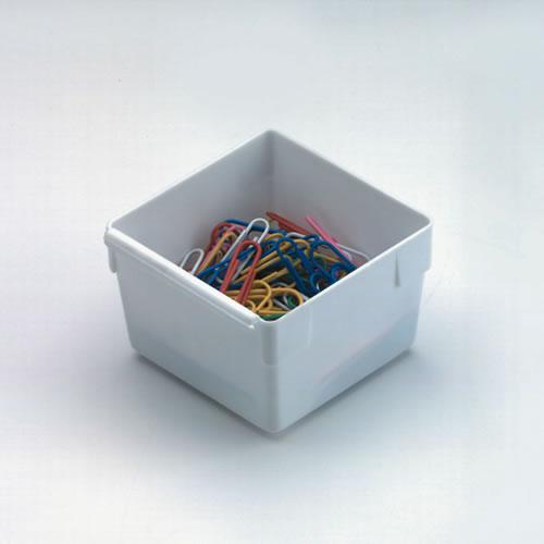 """Rubbermaid® 3"""" L x 3"""" W x 2"""" H Plastic Drawer Organizer"""