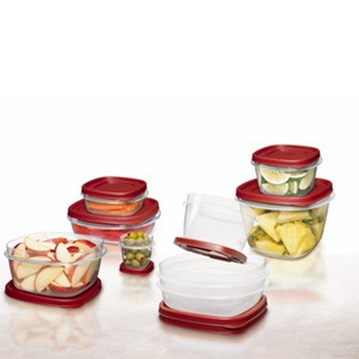 Rubbermaid® Easy Find Containers