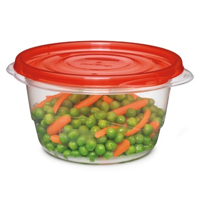 Rubbermaid® TakeAlongs® 3.2 Cup Round Containers