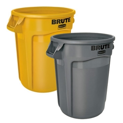 Rubbermaid® 32 Gallon Brute® & Accessories