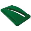 """Green Slim Jim® Paper Recycling Top 20-3/8"""" x 11-5/16"""" x 2-3/4"""""""