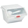 Rubbermaid® Prosave™ Shelf Ingredient Bin with 1/2 Cup Scoop