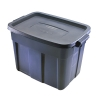 "18 Gallon Dark Indigo Rubbermaid® Roughneck - 24"" L x 16"" W x 16-1/2"" Hgt."