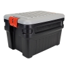"24 Gallon Rubbermaid® ActionPacker® Storage Container 26.06"" L x 16.94"" W x 18.56"" H"