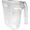 8 Cup Clear Rubbermaid® Safety Portioning Scoop
