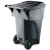 "Rubbermaid® 95 Gallon Brute® Roll Out Container - 27.2"" x 36"" x 45.5"""