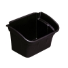 "4 Gallon Refuse/Silverware Bin - 10.5"" H x 17"" W x 12-1/8"" D"