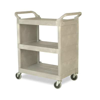 Platinum Utility Cart with End Panels