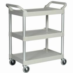 Platinum Utility Cart w/Auminum Uprights
