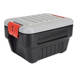 "8 Gallon Rubbermaid® ActionPacker® Storage Container 19"" L x 14.1"" W x 12.1"" H"