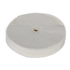 """8"""" 80 Ply Single Stitched Buffing Wheel"""