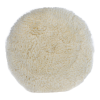 "7"" Dia. x 1-1/2"" Pile Wool Polishing Pad"