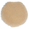 "5-1/2"" Industrial Wool Polishing Bonnet"