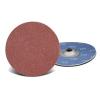 """2"""" Dia. X 36 Grit Quick Change Discs - Turn-On (Type S)"""