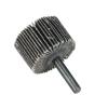 "1"" Dia. x 1"" W x 1/4"" Shank 120 Grit Standard Abrasives™ Aluminum Oxide Flap Wheel"
