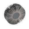 "2"" Dia. x 1"" W x 1/4"" Shank 80 Grit Standard Abrasives™ Aluminum Oxide Flap Wheel"