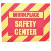 Safety Center/Compliance Center Sign