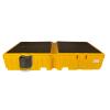 UltraTech Ultra Spill Containment Twin IBC Spillpallet