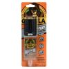 0.85 oz. Clear Gorilla® Epoxy Adhesive with Syringe