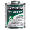 Pint Green IPS® Weld-On® 794™ ABS–PVC Transition Cement