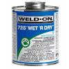 Pint Aqua Blue IPS® Weld-On® 725™ Wet