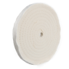 "10"" 50 Ply Spiral Sewn Buffing Wheel"