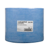 "13.1"" x 12.6"" Blue Medium-Duty Wipers 60 gsm - 910 Wipes/Jumbo Pack"