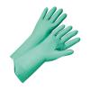 Size 8 Flock Lined Premium Nitrile Gloves 18 Mil