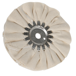 "6"" 16 Ply Airway Buffing Wheel"