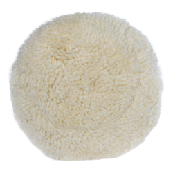 Wool Polishing Pad