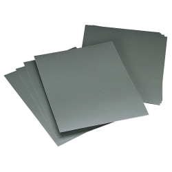 "9"" W x 11"" L x 100 Grit Silicon Carbide Wet/Dry Sheets"