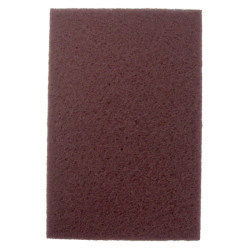 "6"" x 9"" Maroon General Purpose Abrasive Pads"