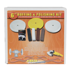 "6"" Buffing & Polishing Kit"