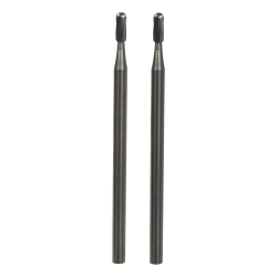 """Round Nose Mini Burr Set with 3/32"""" Shank"""