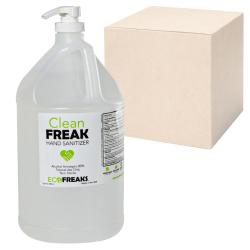 1 Gallon Clean Freak Hand Sanitizer - Case of 4