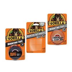 Gorilla® Tough Mounting Tape