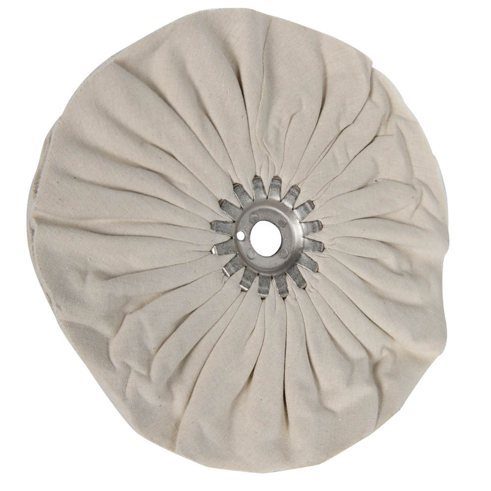 "10"" 16 Ply Airway Buffing Wheel"