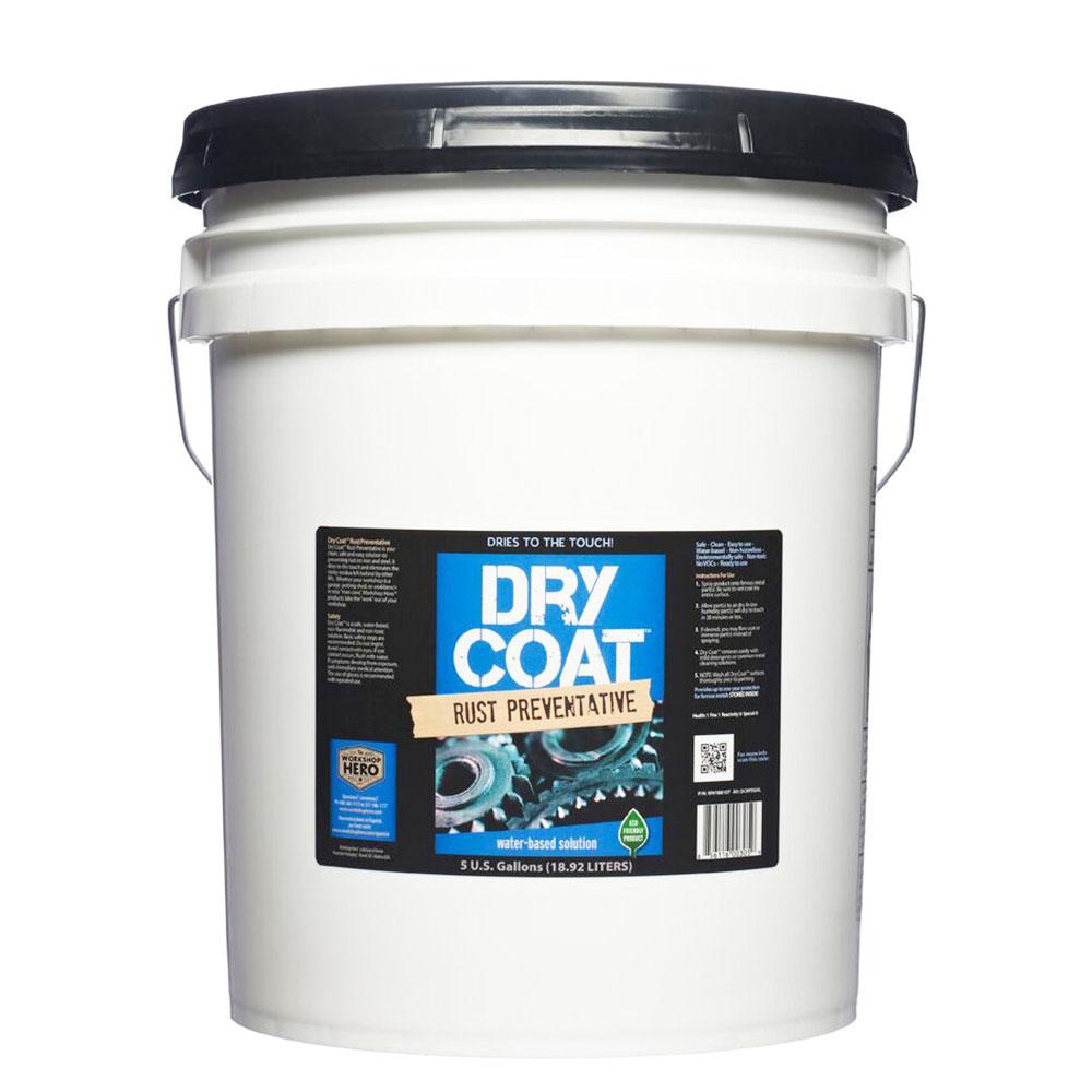 5 Gallon Dry Coat™ Rust Prevention Liquid