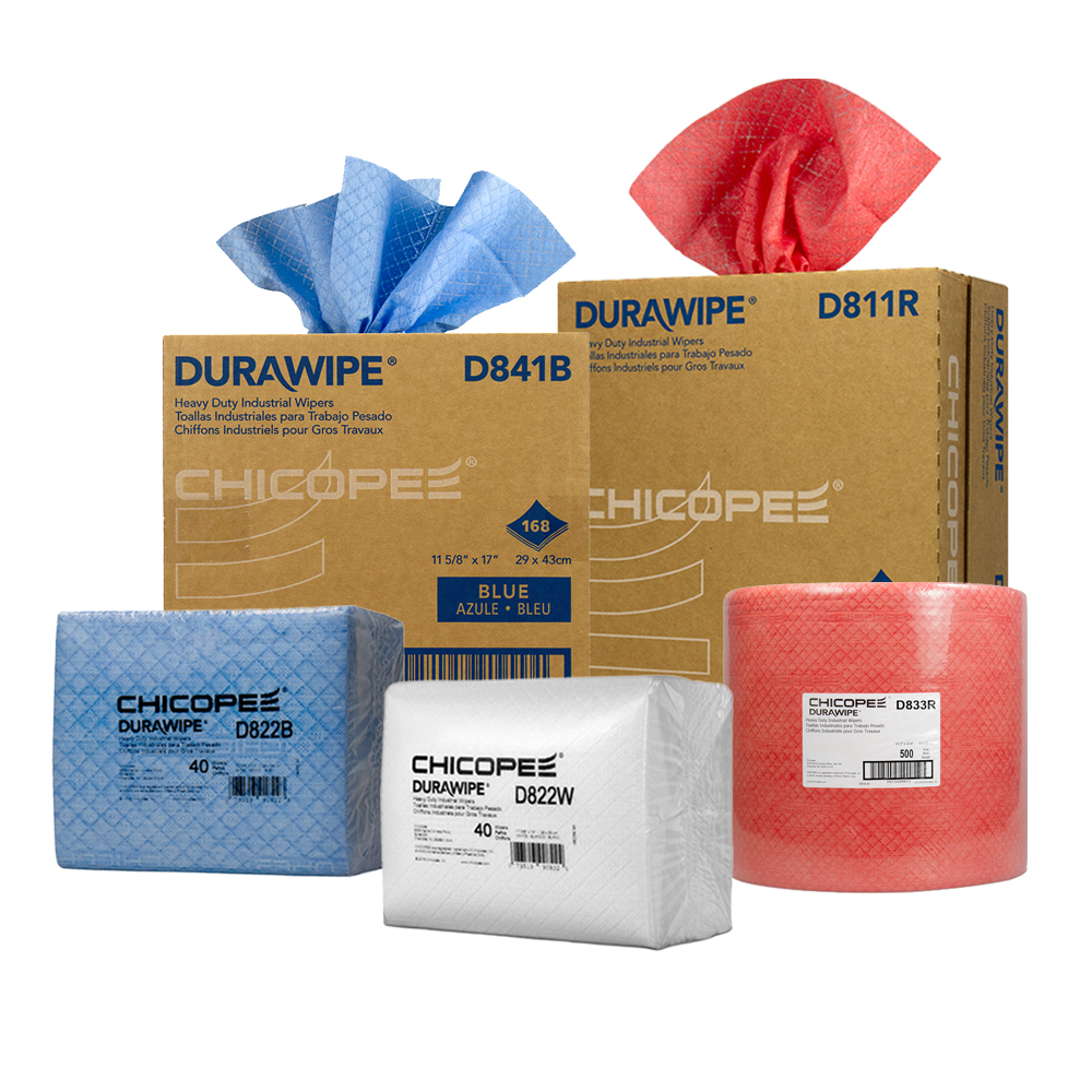 Durawipe® Heavy-Duty Industrial Wiper