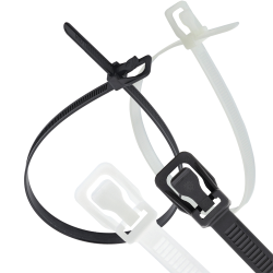 RETYZ™ Secure Releasable Nylon Cable Ties