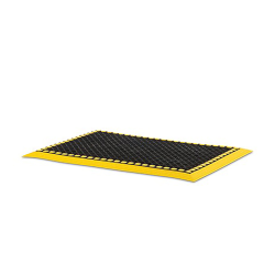 Add A Mat With Yellow Border, 8