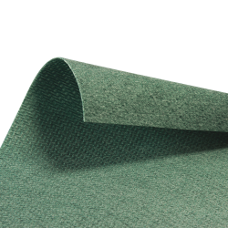"13.5"" x 15"" Green Shop Towel - 300/Flat Pack"
