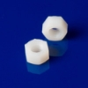 5/8-11 Nylon Hex Nuts