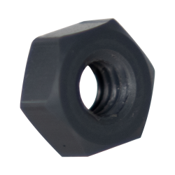 1/4-20 Thread - PVC-1 Hex Nut