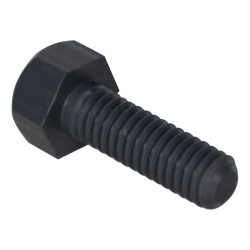 "5/16-18 Thread - 1"" PVC-1 Hex Head Cap Screws"