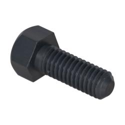 "3/8-16 Thread - 1"" PVC-1 Hex Head Cap Screws"