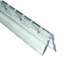 """1-3/4"""" x 6"""" Clear Acrylic DR® Piano Hinge"""