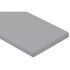 "1/2"" x 48"" x 96"" Gray King MediGrade® Antimicrobial Sheet"