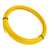 """1/4"""" Yellow ColorBoard Round Welding Rod"""